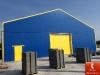 hala namiotowa - produkcyjna BETONEX Żnin